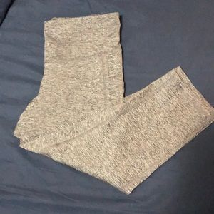 Champion Gray Leggings With Pockets